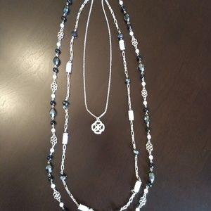Lia Sophia My Girls Multi Detachable Necklace